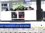 Menhub Bahas Skema Tarif Transportasi Era New Normal