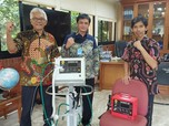TKDN 70%, Ventilator Buatan UI Diserahkan ke Gugus Tugas