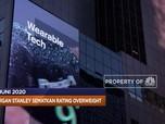Rating Overweight dari Morgan Stanley Hingga HSBC PHK Pegawai