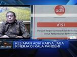 Dampak Positif Covid-19, Pemanfaatan IT Adhi Karya Capai 85%