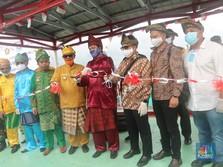 BBM 1 Harga, Bensin di Pulau Maya Kalbar Semurah di Jawa