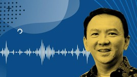 Buka-bukaan Ahok, Eksklusif CNBC Indonesia!