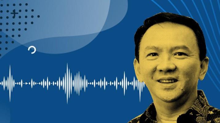 [THUMB] Buka-Bukaan Ahok, Eksklusif di CNBC Indonesia