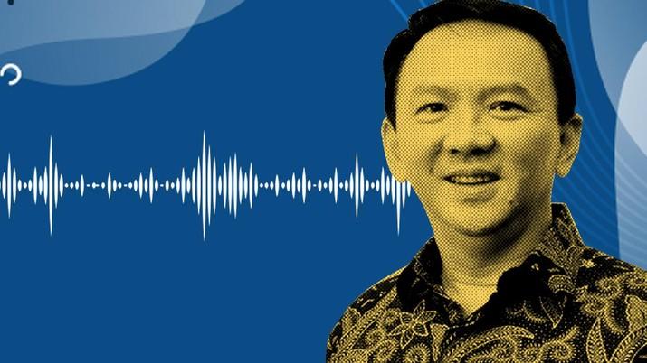 [DALAM] Buka-Bukaan Ahok, Eksklusif di CNBC Indonesia
