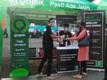 GoRide Instan Terintegrasi dengan 4 Stasiun di DKI Jakarta