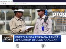 Energi Mega Persada Tambah 25% Saham di Blok Kangean