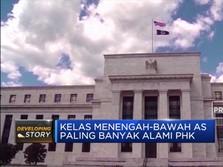 Ini Peringatan The Fed Kepada Masyarakat Menengah Bawah AS