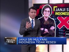 Janji Sri Mulyani: Indonesia Tidak Resesi