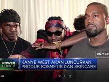 Kanye West akan Luncurkan Produk Kosmetik & Skincare