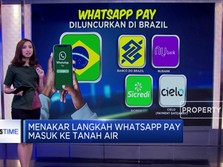 Menakar Langkah Whatsapp Pay Masuk ke Tanah Air