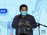 Mimpi Erick, Indonesia Pusat Ekonomi & Keuangan Syariah Dunia