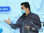 Erick Thohir Buka-bukaan Soal Merger Bank Syariah BUMN