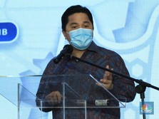 Erick Rombak Direksi Pelindo III, U Saefudin Noer Jadi Dirut