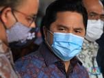 Sstt..Erick Thohir Sebut Ada Surprise Jokowi di 2021, Apa ya?