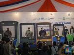 Erick-Anies-BKS Wujudkan Mimpi Jokowi Soal Transportasi DKI
