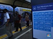 Jakarta Ada Stasiun Kereta Terpadu, Apa Manfaatnya?