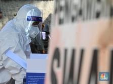 RI 'Nekat' Ekspor APD dan Masker, Memang Dalam Negeri Cukup?