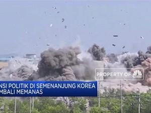Tensi Politik di Semenanjung Korea Kembali Memanas