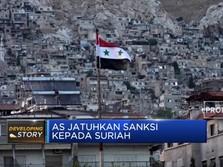 AS Tuding Keluarga Bashar Al-Assad Diuntungkan dari Perang