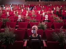Yang Mau ke Bioskop XXI, Siap-Siap Banyak Kursi Kosong!
