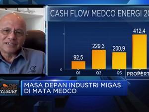 Genjot Sektor Listrik, Medco Investasikan USD 500 Juta/tahun