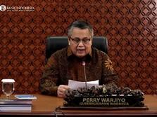 BI Turunkan Suku Bunga Acuan BI 7-Days RR 25 Bps Jadi 4,25%