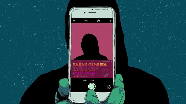 Infografis: 36 Aplikasi Kamera yang Berbahaya Bagi Ponselmu