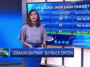 Jebakan Batman Buyback Emiten