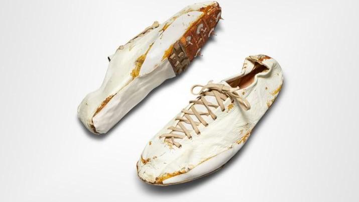 Nike Waffle Spike Shoes (Sotheby's)