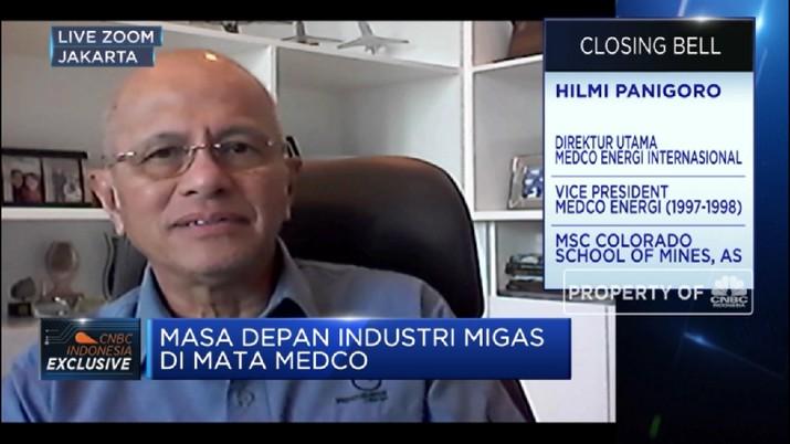 Pangkas Capex 50%, Cara Medco Hadapi Pandemi Corona(CNBC Indonesia TV)