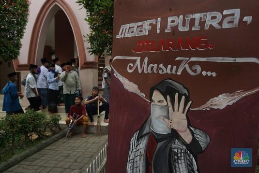 Intip Pesantren di Tangerang yang Sudah Belajar Tatap Muka