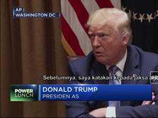 Viral Trump Pecat Jaksa yang Usut Kasus Pengacara Pribadinya