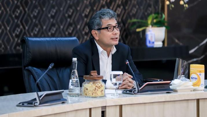 Bank Rakyat Indonesia (BRI) dan FWD Group (FWD) mengumumkan rencana kerjasama strategis dalam bidang asuransi jiwa. (Dok. BRI)