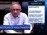 Budi Harto: Saat Pandemi, HK Kejar Proyek Baru dari BUMN