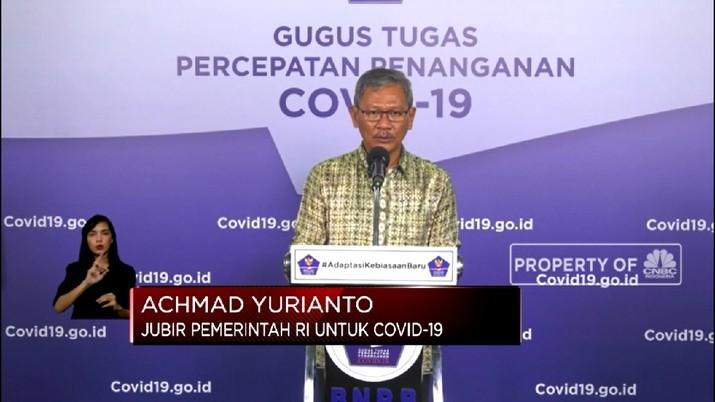 Covid RI 19 Juni, Kasus Positif Corona Naik 1.041 Jadi 43.803 (CNBC Indonesia TV)