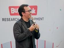 Kenapa Erick Tunjuk Fajrin 34 Tahun Jadi Direktur Telkom?