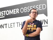 Ditunjuk CEO Telkom, Fajrin Rasyid dapat Jabatan Tambahan