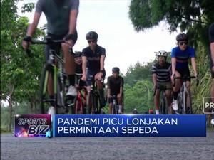 Imbas Corona, Dunia Krisis Pasokan Sepeda