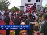 India Desak China Kurangi Aktivitas di Perbatasan
