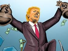 Fantastis! Trump Siapkan US$ 1 T untuk Proyek Infrastruktur