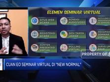 Ini Nih Strategi Jalankan Bisnis EO Seminar Virtual