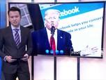 Mengandung Materi Simbol Nazi, Facebook Tarik Kampanye Trump
