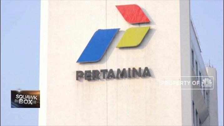 Pertamina Setor Dividen Rp 8,5 Triliun (CNBC Indonesia TV)