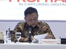 Bagi Dividen Rp 154/unit, Saham Telkom Kok Dilepas Investor?