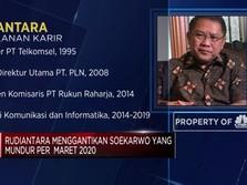 Sah! Rudiantara Jadi Komisaris Utama Semen Indonesia