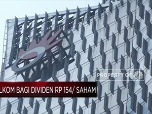 Telkom Bagi Dividen RP 15,26 Triliun