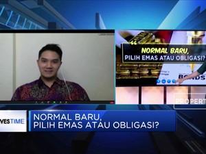 Tips Pilih Emas atau Obligasi Sebagai Instrumen Investasi