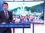 Top! Disneyland Hong Kong Kembali Dibuka Pasca Tutup 5 Bulan