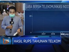 Update Hasil RUPS Tahunan Telkom