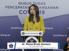 dr Reisa: Tak Semua Orang Harus Ikut Rapid Test